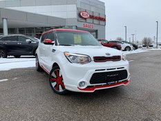 2016 Kia Soul SX TRIM WITH AUTO CLIMATE CONTROL AND LEATHER