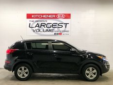 2014 Kia Sportage ONE OWNER LOCAL TRADE IN