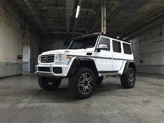 2017 Mercedes-Benz G550 4x42 SUV