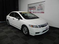 Honda Civic DX-G Automatique 2011