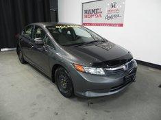Honda Civic DX 2012