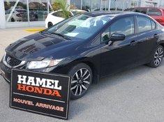 Honda Civic Touring Auto 2014