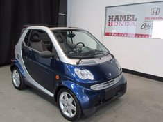 Smart Fortwo CONVERTIBLE 2006