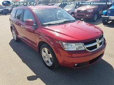 2010 Dodge Journey R/T,AWD,LEATHER,ALUMINUM WHEELS,LOCAL TRADE,LOOK AT THE KILOMETERS!!!