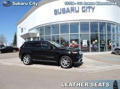 2015 Jeep Grand Cherokee Summit AWD  Diesel DVD Navigation