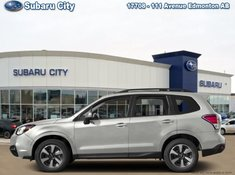 2018 Subaru Forester 2.5i Touring CVT,AWD,SUNROOF,HEATED SEATS, BACK UP CAMERA, HEATED WIPER BLADES, BLIND SPOT MIRRORS!!!