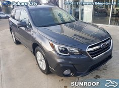 2018 Subaru Outback 2.5i Touring,AWD,SUNROOF,BLIND SPOT MIRRORS, HEATED SEATS, BLUETOOTH, LOW KMS!!!