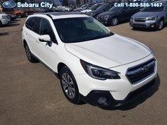 2018 Subaru Outback 2.5i Premier w/Eyesight,AWD,LEATHER,SUNROOF,NAVIGATION,BLUETOOTH,BACK UP CAMERA,FULLY LOADED,CLEAN CARPROOF!!!