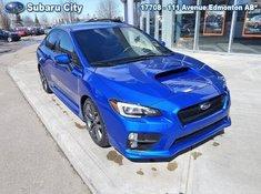 2016 Subaru WRX LEATHER,SUNROOF,AWD,NAVIGATION, BLUETOOTH, VERY CLEAN