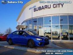 2017 Subaru WRX Sport CVT