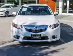 2013 Acura TSX Premium Pkg One Owner No Accident