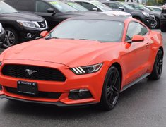 2016 Ford Mustang COUPE ECOBOOST PREMIUM NAVIGATION