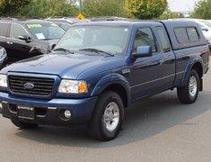 2009 Ford Ranger SPORT MANUAL TRANS CANOPY