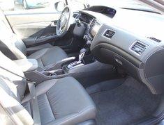 2015 Honda Civic Sedan TOURING LEATHER NAVIGATION