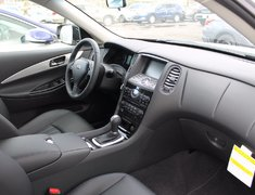 2017 Infiniti QX50 AWD Fleet Cancellation Special