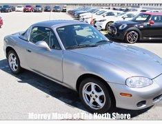2001 Mazda Miata 2Dr Convertible at