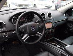 2011 Mercedes-Benz M-Class ML 550 NAVIGATION