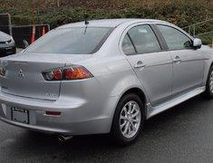 2010 Mitsubishi Lancer SE AUTO SEDAN BLUETOOTH
