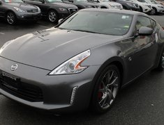 2017 Nissan 370Z TOURING SPORT MANUAL EXHAUST SYSTEM