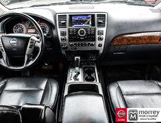 2015 Nissan Armada Platinum 8 Passenger * Leather, Navi, Camera, USB!