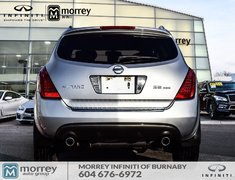 2006 Nissan Murano SE AWD Leather Seats Sunroof Safety Inspected!