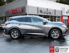 2015 Nissan Murano SL AWD * Heated Leather Seats, Navi, Moonroof, USB