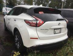 2017 Nissan Murano SV AWD CVT (2)