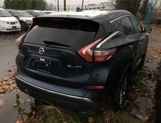 2017 Nissan Murano SL AWD CVT (2)