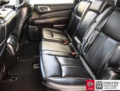 2015 Nissan Pathfinder SL 4WD Premium Tech Package * Navi, Moonroof, USB!