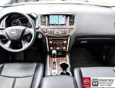 2018 Nissan Pathfinder Platinum 4WD * Huge Demo Savings!