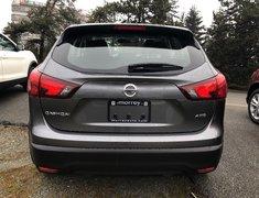 2019 Nissan Qashqai S AWD * Huge Demo Savings!