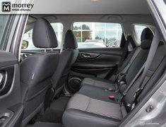 2018 Nissan Rogue S AWD CVT AUTO ULTRA LOW KMS!