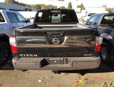 2018 Nissan Titan Crew Cab Platinum 4X4