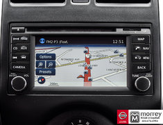 2014 Nissan Versa Note SL Tech * Navi, 360° Camera, Smart Key, USB!