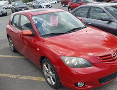 Mazda Mazda3 MAZDA 3 SPORT GT 2004