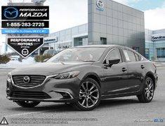 2017 Mazda Mazda6 GT at