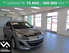 Mazda 3 GT **TOIT OUVRANT** 2010