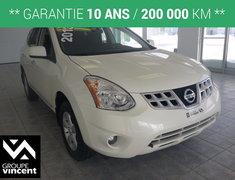 Nissan Rogue **BLUETOOTH** 2013