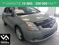 Nissan Sentra S **GARANTI 10 ANS** 2010