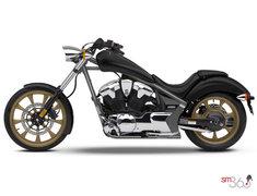 2016 Honda VT1300CXAG FURY