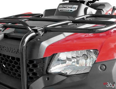 2016 Honda TRX420 IRS DCT IRS EPS