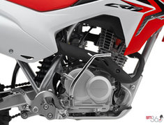 2017 Honda CRF125FB STANDARD
