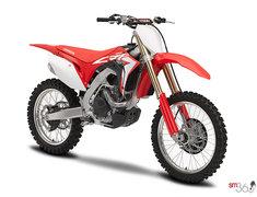 2018 Honda Motorcycle CRF450R