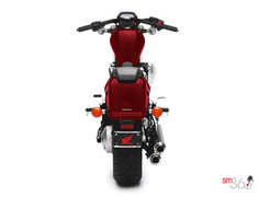 2017 Honda Fury STANDARD
