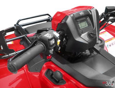 2018 Honda TRX500 Rubicon