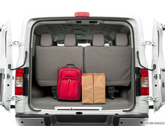 2017 Nissan NV Passenger 3500 SV