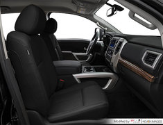2017 Nissan Titan XD Gas SL