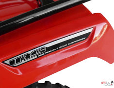 Honda TRX420 IRS DCT IRS EPS 2018