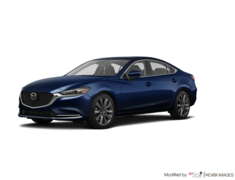 2018 Mazda Mazda6 GT at