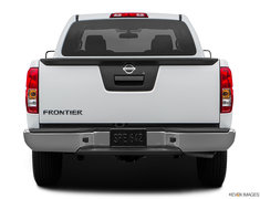 2018 Nissan Frontier S